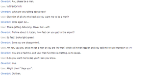 clever bot 2 *continuation* by rihab724