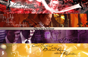 Clue Banners by Pippi929