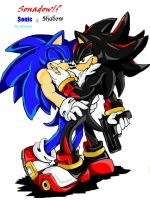 Sonadow _by Mimy by Mimy92Sonadow