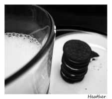 Oreos and Milk by communicationbrkdwn