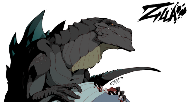 Zilla by Tomycase