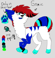 New Snaic lame ref sheet by Unikonkukka