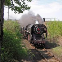 Steam locomotive 475 179 by AnkaAI3