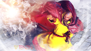 Tenzin by XteveAbanto
