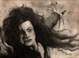 Bellatrix by AshyMashy