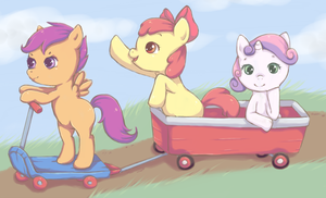 On An Adventure! by NyaNya-Risu