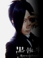 Cosplay trial - Sebastian by Yukirin-Shita
