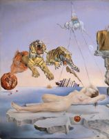 What if Dali was born in 1973? by djailledie
