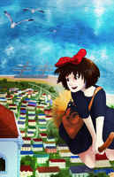 Kiki's Delivery Service by OverVenture