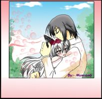 Just Married by MoroSaki