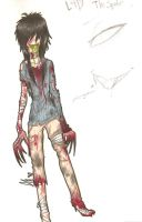 Special infected - The Spider by Lokymew