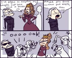 The Witcher 3, doodles 89 by Ayej