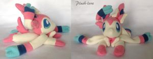Sylveon by Plush-Lore