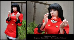Pokemon cosplay - Sabrina by Neferet-Cosplay