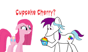 Cupcake Cherry? by puppylover5587