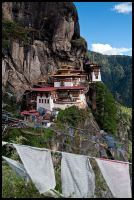 Taktsang 1 by Dominion-Photography