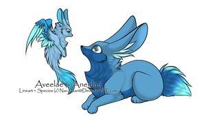 Aveedae and Aneedae -CLOSED- by Kurosu-Commishes