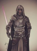 Darth Revan by MoreauEva