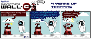 4 Years Of Trapping by Finjix