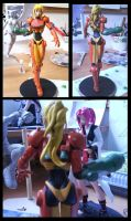 Samus more bad pictures XD by Chicharo