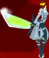 PLATINUM NAVAL COMMANDER (AQWorlds) by nikkithemouse