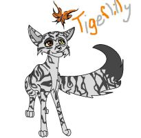 Tigerlilly by Zera-the-neco16