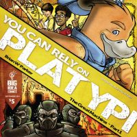 You Can Rely on Platypi_Book 1: The Cog by Briansbigideas