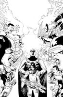 AvX What if? #1 Inks Version by ZurdoM