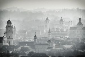 Morning Fog II #2 by druteika