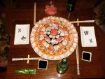 Sushi by HeavyMouse