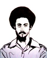 Damian Jr Gong Marley I by Guille14
