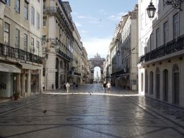 Rua Augusta by NB-Photo