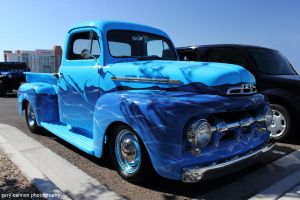Ford Stepside Truck by worldtravel04
