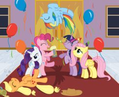 Party All Night Long by BCRich40