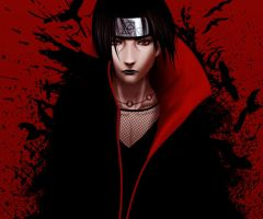 Itachi by Wogue