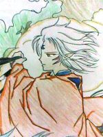 Sesshomaru by martha1980