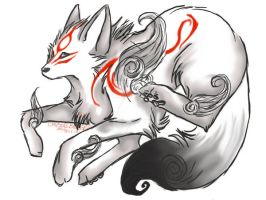 Baby Ammy by Phycotic-Wolf
