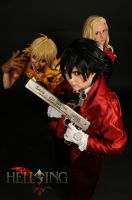 The Hellsing Organization by DMinorChrystalis