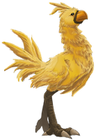 C for Chocobo by Luphin