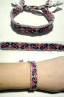 Friendship Bracelets14 by alex-tema