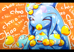Chaos likes Chaos. by Cheroy
