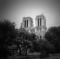 Notre Dame by SilentDistractions