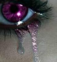 Purple Tears by AriannaPeyton