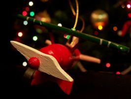 Lonely Ornament by beanphotogi