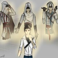 Assassin's Creed by AlexIbnlaAuditore08