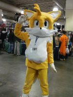 Tails Anime Boston 2012 by DantesTobari