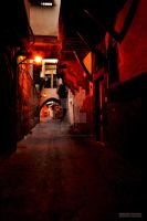 DAMASCUS ALLEYWAYS by ashamandour
