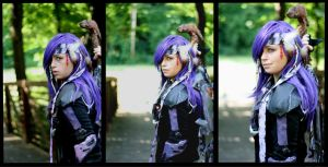Caius Ballad: Profile Shots by Otaku4evr