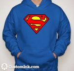 Superman Sweater by ZaneBro