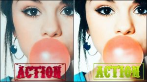 Action 'Paradise' [PSC] by CamiLovesCookies